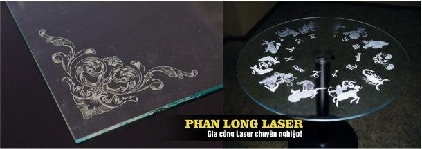Khắc Laser lên Thủy tinh và Pha Lê tại TPHCM Đà Nẵng Hà Nội