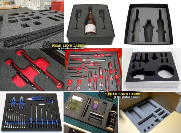 Cắt nhựa bằng laser theo yêu cầu giá rẻ