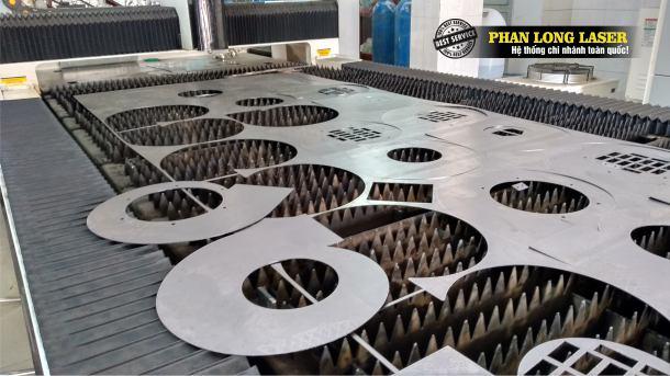 Địa chỉ Cơ sở nhận gia công cắt laser kim loại inox đồng nhôm sắt thép lấy liền lấy ngay giá rẻ
