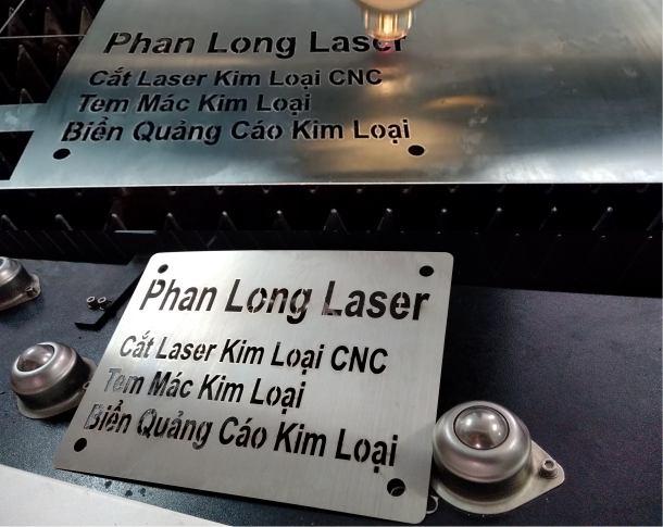 Địa chỉ cắt laser trên kim loại inox đồng nhôm sắt thép tại 18 Phạm Văn Bạch, Quận Tân Bình, Tp Hồ Chí Minh