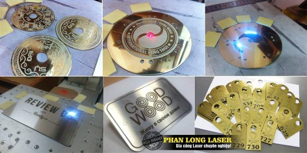 Khắc Kim Loại bằng Laser tại Cầu Giấy Thanh Xuân Hà Nội