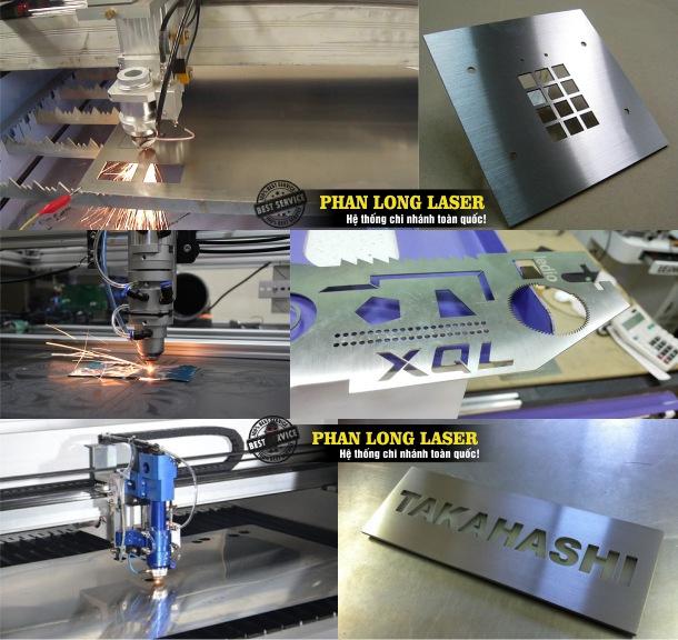 Công ty chuyên cung cấp dịch vụ cắt khắc laser trên kim loại inox đồng nhôm sắt thép tại Quận 10 Tp Hồ Chí Minh