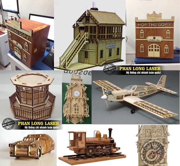 Địa chỉ cắt gỗ làm mô hình kiến trúc, làm mô hình máy bay, làm mô hình tòa nhà giá rẻ
