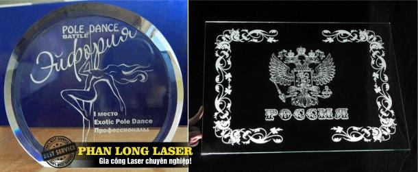Khắc laser thủy tinh và Pha Lê tại Hai Bà Trưng, Tây Hồ, Ba Đình Hà Nội