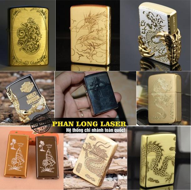 Địa chỉ Khắc chữ, khắc hoa văn, khắc hình ảnh, khắc thư pháp lên Bật lửa zippo tại Đà Nẵng