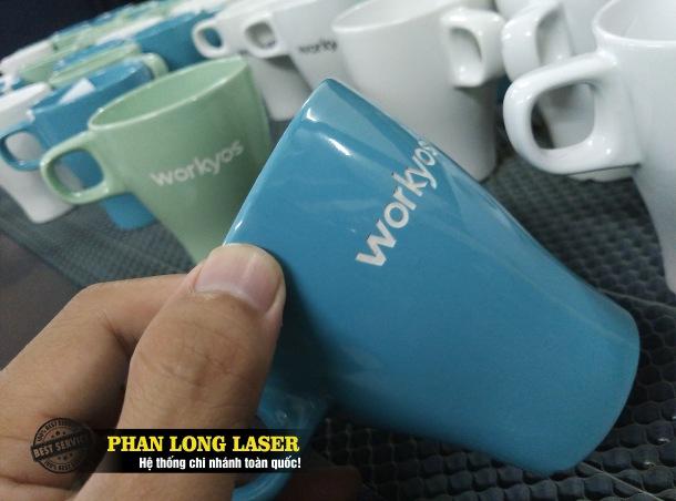 Khắc laser lên gốm sứ tại Tphcm Sài Gòn, Đà Nẵng, Hà Nội và Cần Thơ