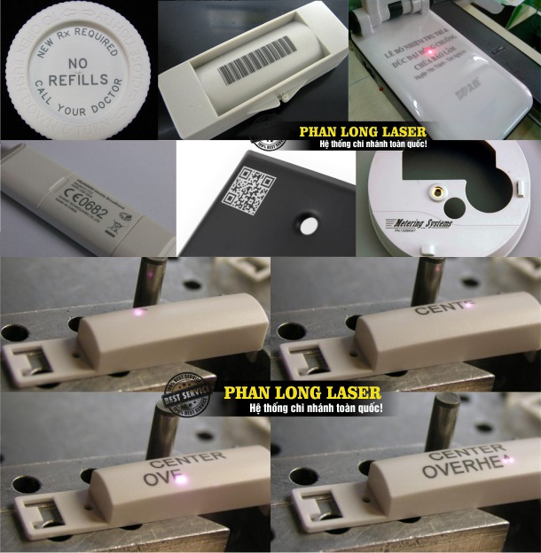 Công ty gia công laser cắt khắc laser trên nhựa và cao su giá rẻ trên toàn quốc
