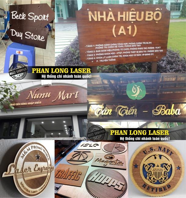Địa chỉ cắt gỗ bằng máy laser theo yêu cầu giá rẻ tại Sài Gòn, Đà Nẵng, Hà Nội và Cần Thơ