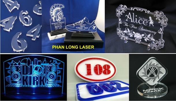 Địa chỉ khắc cắt laser trên mica tại Thanh Xuân Hà Nội